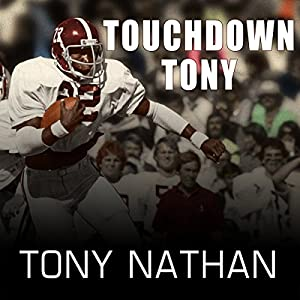 Touchdown Tony Audiobook