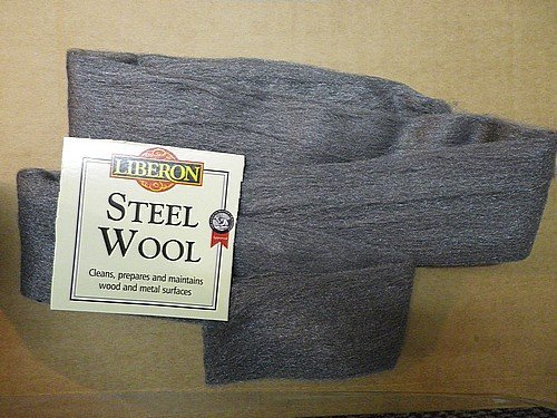 Celtic Woods Liberon Steel Wire Wool 0000 Ultra fine - 1 Meter Pack (includes a wallet calendar) (Liberon Steel Wool 0000 compare prices)