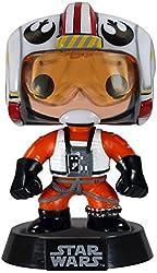 Funko POP Star Wars (BOBBLE): Luke Pilot