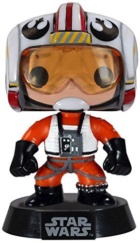 Funko POP Star Wars (BOBBLE): Luke Pilot - 1