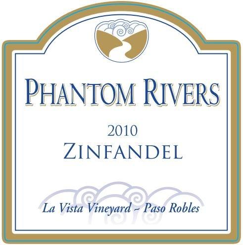 2010 Phantom Rivers Zinfandel La Vista Vineyard 750 Ml