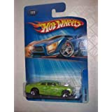 #2005-172 Shoe Box Lime Green Collectible Collector Car Mattel Hot Wheels