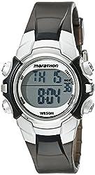 Timex Unisex T5K805M6 Marathon Digital Display Quartz Black Watch