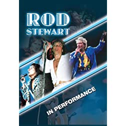 Rod Stewart In Performance