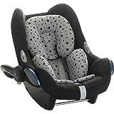 Reducer Cushion Infant Head & Baby Body Support Antiallergic Black Star Janabebe