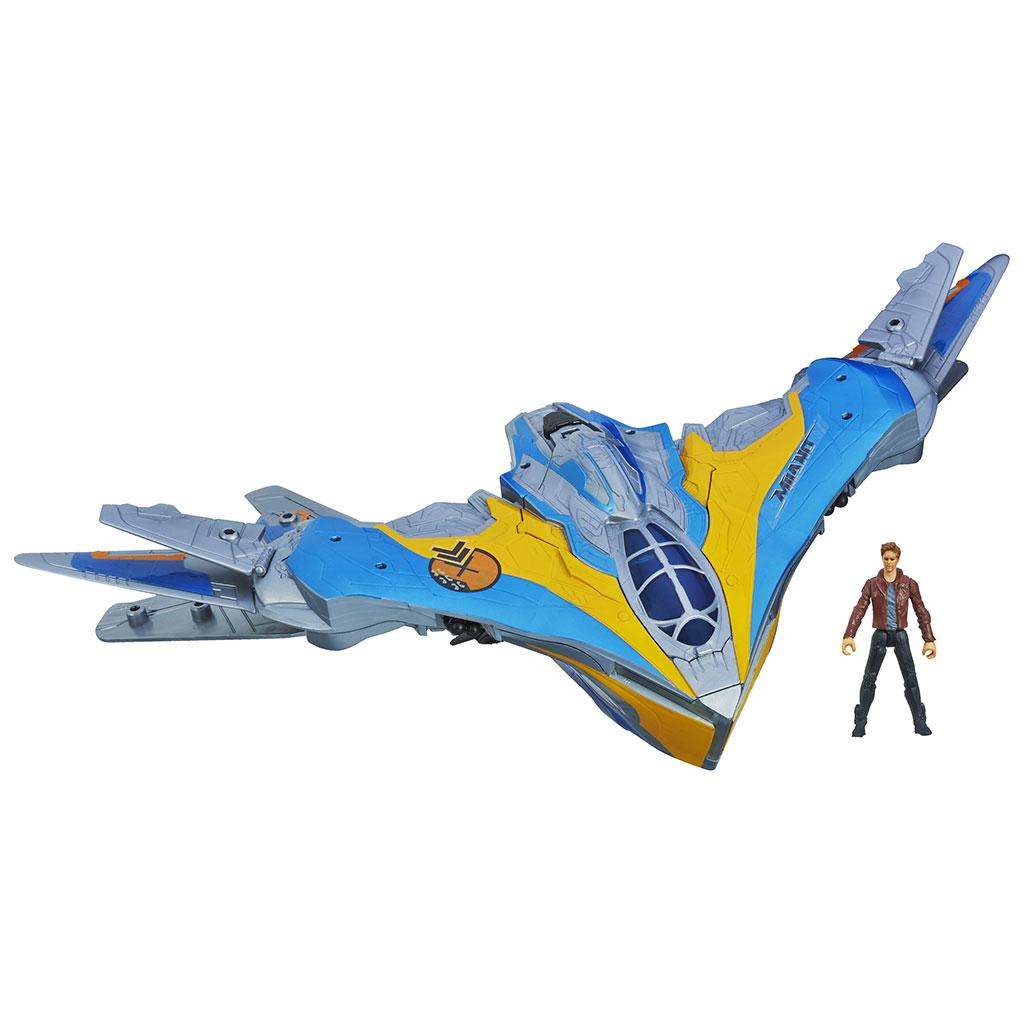 Marvel guardians of the galaxy milano starship for Galaxy toys