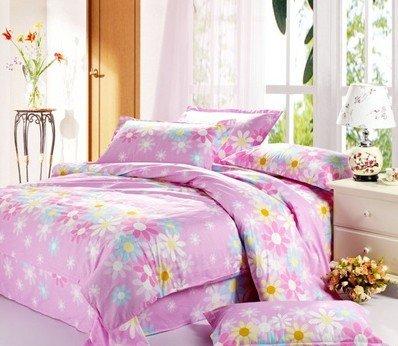 Pink Paris Bedding