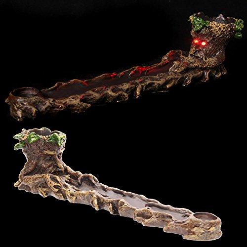 Verde Incienso Treeman ashcatcher