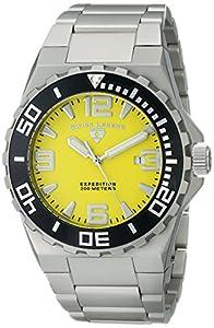 Swiss Legend Men's 10008-77 Expedition Analog Display Swiss Quartz Grey Watch