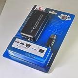 SUPER NES / SUPER FAMICOM / NES / FAMICOM / MEGADRIVE 2 Controller Adapter for PC USB