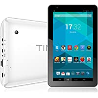"""MASSIVE SALE! LIMITED TIME OFFER! 60% OFF! 10"""" Quad Core 4.4.2 Android KitKat Tablet PC - Huge 1GB RAM And 16GB NAND Flash (Expandable Up To 48GB)- Super Fast Rockchip CPU - 5500mAh Battery - Wi-Fi And External 3G Connectivity - HDMI - Front And Rear Facing Camera By Time2�"""
