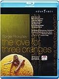 Sergei Prokofiev: The Love for Three Oranges [Blu-ray] [Import]