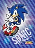 Great Eastern Entertainment Sonic The Hedgehog Sonic Wall Scroll, 33 by 44-Inch