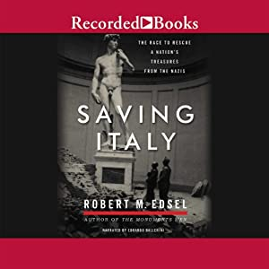 Saving Italy Audiobook