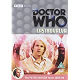 Doctor Who - New Beginnings (The Keeper of Traken/Logopolis/Castrovalva) [DVD] [1963]by Tom Baker