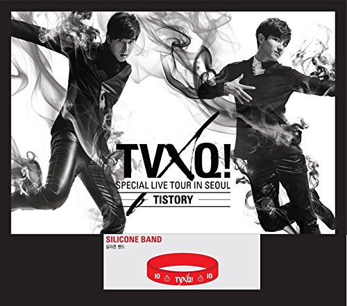 Dong Bang Shin Ki Special Live Tour in Seoul 'TISTORY' Goods - Silicone Band