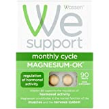 Magnesium OK Vitamins & Minerals For Women During The Monthly Cycle 90 Tablets