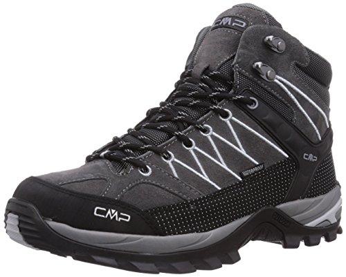 CMPRigel - Scarponi da trekking ed escursionismo Uomo , Grigio (Grau (Grey U862)), 43