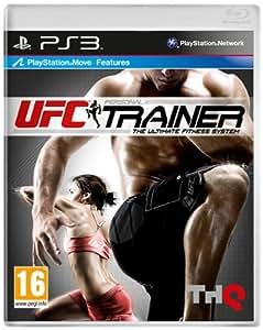 UFC PERSONAL TRAINER + LEG STRAP INCLU (Version Francaise)