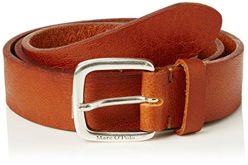 Marc O'Polo 627822003046, Cintura Uomo, Marrone (Cognac 715), XL