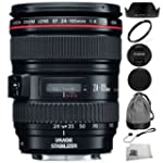 Canon EF 24-105mm f/4 L IS USM Lens (...
