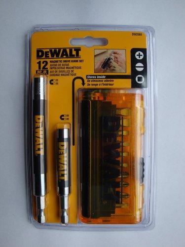 DeWalt DW2089 12 Pc Magnetic Guide Set (Dewalt Drill Repair Parts compare prices)