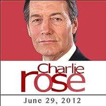 Charlie Rose: Nora Ephron, June 29, 2012 Radio/TV Program by Charlie Rose Narrated by Charlie Rose