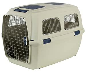 Marchioro Clipper Idhra 7 Pet Carrier, 41.25-inches, Beige