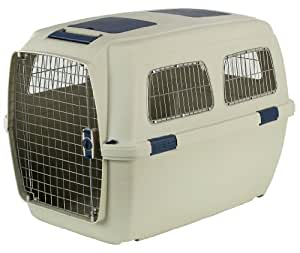 Marchioro Clipper Idhra 5 Pet Carrier, 32.25-inches, Beige