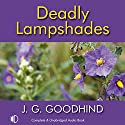 Deadly Lampshades Audiobook by J. G. Goodhind Narrated by Patience Tomlinson