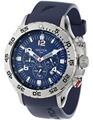 Nautica Mens N14555G Chronograph Watch