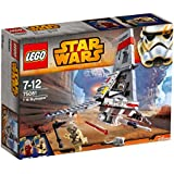 Lego Star Warstm - 75081 - Jeu De Construction - T -16 Skyhopper