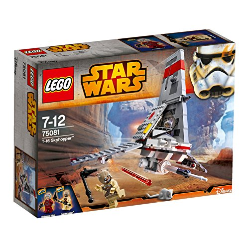 LEGO Star Wars T-16 Skyhopper 75081 (Target Lego Star Wars compare prices)