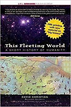 Amazon Com This Fleeting World A Short History Of border=