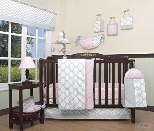 Geenny boutique 13 piece crib bedding set baby teddy bear dealtrend - Geenny crib bedding sets ...