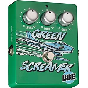 Good deal on BBE Green Screamer 808 Overdrive at Amazon