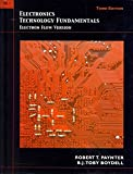 img - for Electronics Technology Fundamentals: Electron Flow Version with Lab Manual (3rd Edition) book / textbook / text book