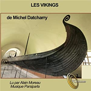 Les Vikings   Livre audio