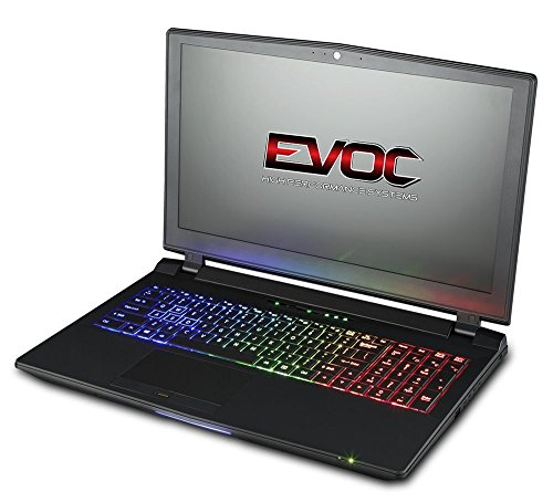 Evoc p750dm g auk g sync 156 slim extreme desktop replacement gaming laptop