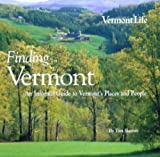 img - for Finding Vermont book / textbook / text book