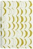 旧暦美人ダイアリー2015 金半月 (カバー:和紙から作った布)