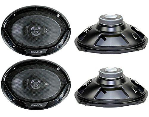 4-new-kenwood-kfc-6965s-6x9-800-watt-3-way-car-audio-coaxial-speakers-stereo