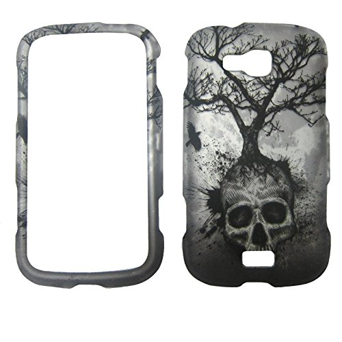 Click to buy Night Skull Tree Samsung Ativ Odyssey i930 Verizon d Case Cover Hard Phone Case Snap-on Cover Rubberized Touch Faceplates - From only $23.08
