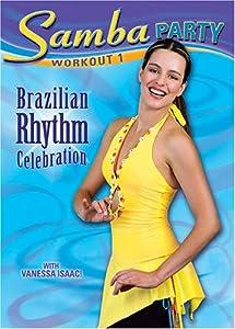 Samba Party Workout 1: Brazilian Rhythm Celebration