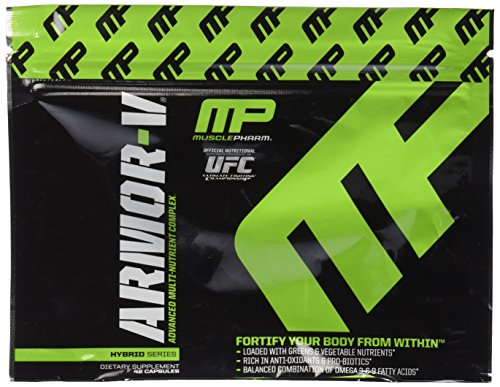 Muscle Pharm Armor-V Capsules, 42 Count