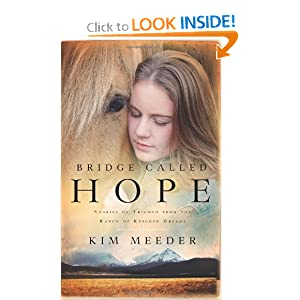 Bridge Called Hope: Stories of Triumph from the Ranch of Rescued Dreams by