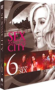 Sex and the City : L'intégrale Saison 6 - Coffret 3 DVD