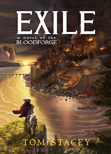 Fans of David Gemmell and Joe Abercrombie will enjoy this epic fantasy from an exciting new talent! Exile by Tom Stacey