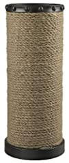 Sterling 129-1037 Aged Bronze and Natural Rope Finish Wrapped