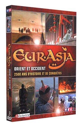 Eurasia : Orient et Occident : 2500 ans d'histoire et de conquêtes - Coffret 3 DVD